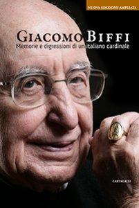 Copertina di 'Memorie e digressioni di un italiano cardinale'