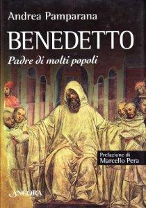 Copertina di 'Benedetto. Padre di molti popoli'