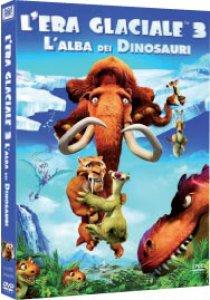 Copertina di 'L'Era Glaciale 3. L'alba dei dinosauri'