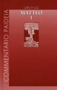 Copertina di 'Vangelo di Matteo. 4 volumi indivisibili'