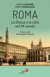 Copertina di 'Roma. La Chiesa e la città nel XX secolo'