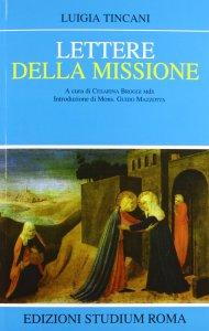 Copertina di 'Lettere della missione'