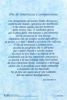 Immagine di 'Biglietto fustellato con tavoletta San Giovanni Paolo II'