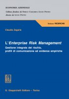 L'Enterprise Risk Management. - Claudia Zagaria