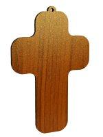 """Immagine di 'Croce in legno """"Il segno della croce""""'"""