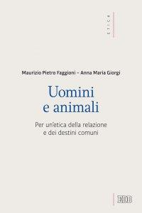 Copertina di 'Uomini e animali'