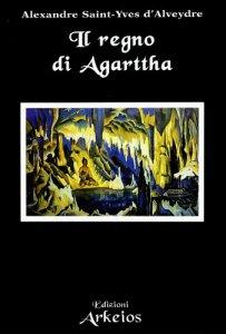 Copertina di 'Il regno di Agarttha'