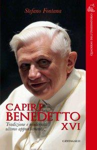 Copertina di 'Capire Benedetto XVI'