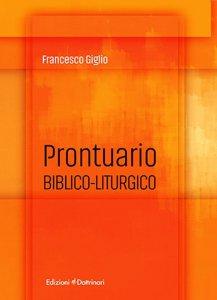Copertina di 'Prontuario biblico-liturgico'