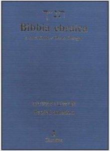 Copertina di 'Bibbia ebraica. Profeti anteriori'