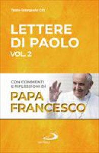 Copertina di 'Lettere di Paolo. Vol. 2'