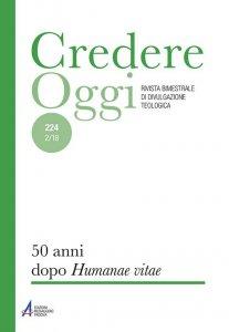 Copertina di '50 anni dopo Humanae vitae'