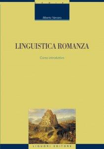 Copertina di 'Linguistica romanza'