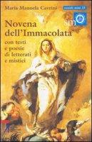 Novena dell'Immacolata. Con testi e poesie di letterati e mistici - Maria Manuela Cavrini