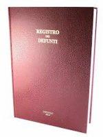 Registro dei defunti (238 pg.)