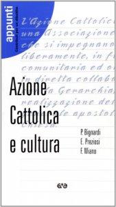 Copertina di 'Azione Cattolica e cultura'
