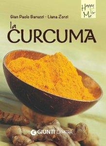 Copertina di 'La curcuma'
