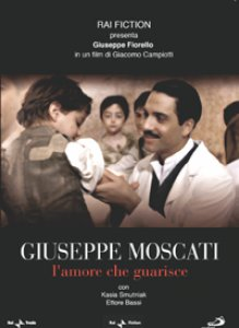 Copertina di 'Giuseppe Moscati. L'amore che guarisce'