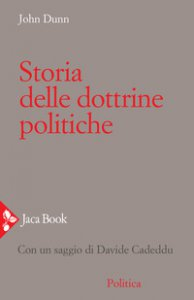 Copertina di 'Storia delle dottrine politiche'