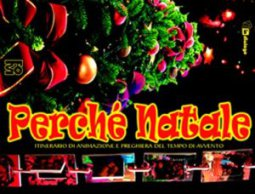 Copertina di 'Perché Natale. Itinerario di animazione e preghiera per le domeniche di avvento'