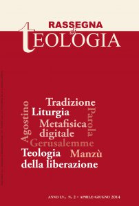 Rassegna di Teologia 2014 - n. 2
