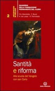 Copertina di 'Santità e riforma'