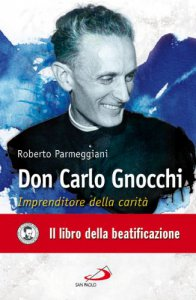 Copertina di 'Don Carlo Gnocchi. Imprenditore della carità'