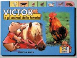 Copertina di 'Victor e gli animali della fattoria'