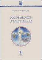 Logos alogos - Gianfreda Fausto