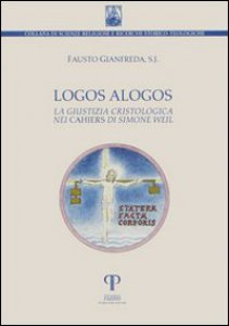 Copertina di 'Logos alogos'