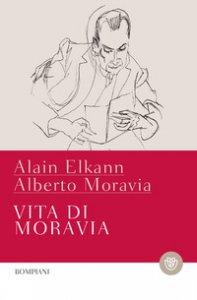 Copertina di 'Vita di Moravia'