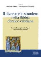 Il diverso e lo straniero nella Bibbia ebraico-cristiana