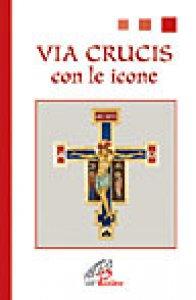 Copertina di 'Via crucis. Con le icone'