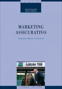 Copertina di 'Marketing assicurativo'
