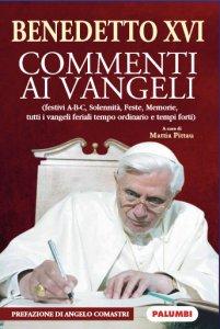 Copertina di 'Benedetto XVI. Commenti ai Vangeli'