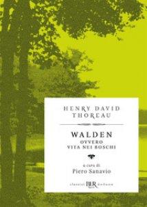 Copertina di 'Walden ovvero Vita nei boschi'