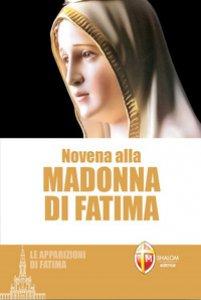 Copertina di 'Novena alla Madonna di Fatima'