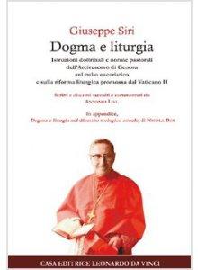 Copertina di 'Dogma e liturgia'