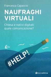 Copertina di 'Naufraghi virtuali'