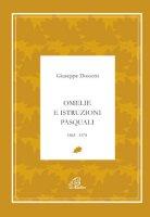 Omelie e istruzioni pasquali 1968-1974 - Dossetti Giuseppe