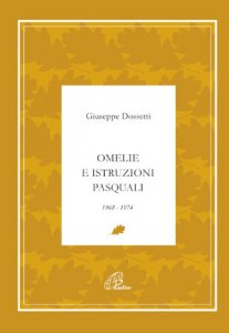 Copertina di 'Omelie e istruzioni pasquali 1968-1974'