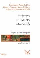 Diritto, giustizia, legalità - Cortile dei gentili