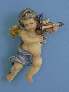 Copertina di 'Angelo con violino'