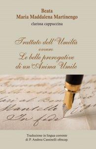 Copertina di 'Trattato dell'Umiltà  ovvero le belle prerogative di un'Anima Umile'