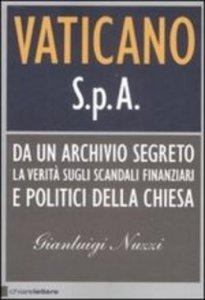 Copertina di 'Vaticano Spa'