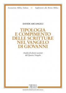 Copertina di 'Tipologia e compimento delle Scritture nel Vangelo di Giovanni'