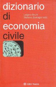 Copertina di 'Dizionario di economia civile'