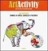 Art activity. Gli elefanti. Simboli di forza, saggezza e pazienza