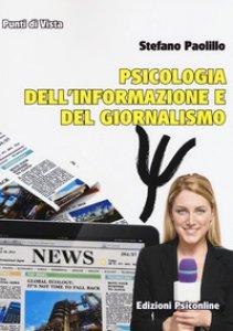 Copertina di 'Psicologia dell'informazione e del giornalismo'