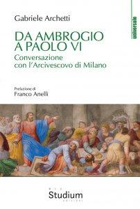 Copertina di 'Da Ambrogio a Paolo VI'